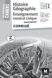 Les Nouveaux Cahiers - Histoire-Géographie-EMC - 1re BAC PRO - Corrigé by Laurent Blanès (2016-04-21) - Foucher - 21/04/2016