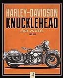 Harley-Davidson Knucklehead - 80 ans