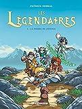 Les Légendaires, Tome 1 - La Pierre de Jovénia