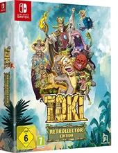 Toki Édition Retrollector (Nintendo Switch)