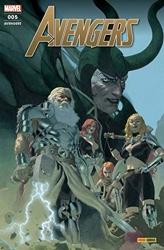 Avengers N°05 de David Marquez