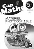 Cap Maths CE1 éd. 2016 - Matériel photocopiable by Georges Combier (2016-05-25) - Hatier - 25/05/2016