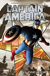 Captain America - Tome 01 d'Ed Brubaker