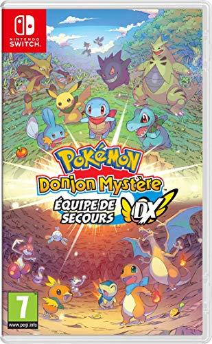 Pokémon Donjon Mystère