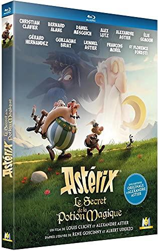 Astérix-Le Secret de la Potion Magique [Blu-Ray]