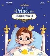Les princes aussi font pipi au lit de Katherine Quénot