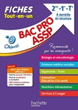 Objectif Bac Fiches BAC Pro ASSP (2nd-1re-Term)