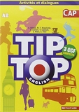 TIP-TOP English CAP CD audio - Foucher - 16/06/2015