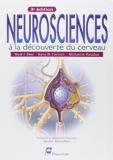 Neurosciences - A la découverte du cerveau de Mark-F Bear (19 juin 2007) Broché - 19/06/2007