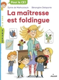La maîtresse, Tome 01 - La maîtresse est foldingue - Editions Milan - 05/09/2018