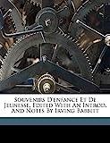 Souvenirs D'Enfance Et de Jeunesse. Edited with an Introd. and Notes by Irving Babbitt - Nabu Press - 29/09/2010