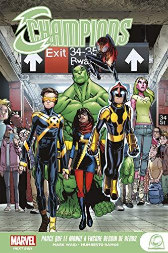 Marvel Next Gen - Champions