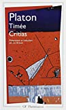 Timée. Critias - Flammarion - 04/01/1999