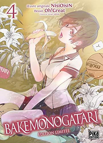 Bakemonogatari T04 Edition limitée