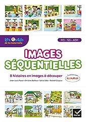 IMAGES SEQUENTIELLES - Français Maternelle GS Éd.2020 - Flashcards de Christine Bailleux