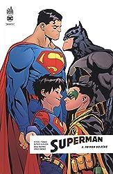 SUPERMAN REBIRTH - Tome 2 de Tomasi Peter