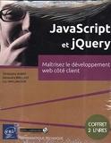 JavaScript et jQuery - Coffret de 2 livres - Maîtrisez le développement web côté client