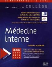 Médecine interne de Luc Mouthon