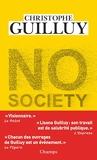 No society - La fin de la classe moyenne occidentale - Flammarion - 11/09/2019