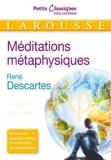 Méditations métaphysiques de Descartes, René (2013) Poche