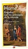 Enquête sur les principes de la morale de Hume. David (2010) Poche