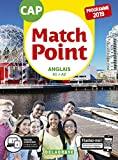 Match Point Anglais CAP (2019) - Pochette élève - 1re et 2e années (2019)