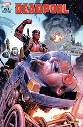 Deadpool (fresh start) N°8 de Skottie Young