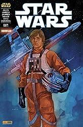 Star Wars n°1 (couverture 1/2) de Kieron Gillen