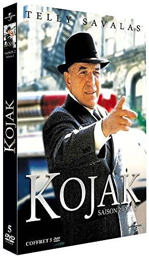 Kojak-Saison 2-Volume 2 [DVD]