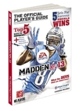 [Madden NFL 13 Official Game Guide (Prima Official Game Guides)] [By: Prima Games] [August, 2012] - Prima Publishing - 31/08/2012