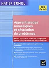 Ermel - Apprentissages numériques et résolution de problèmes CE2 de Roland Charnay
