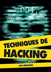 Techniques de hacking de Jon Erickson