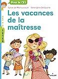 La maîtresse, Tome 04 - Les vacances de la maîtresse - Editions Milan - 03/07/2019