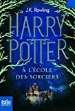 Harry Potter, I:Harry Potter à l'école des sorciers by J. K. Rowling (2011-09-29) - Folio Junior - 29/09/2011