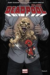 All-new Deadpool - Tome 05 de Scott Koblish