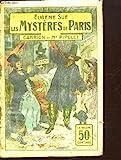 LES MYSTERES DE PARIS CABRION ET M PIPELET. - LIBRAIRIE DES ROMANS CHOISIS. - 01/01/2012