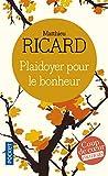 Plaidoyer pour le bonheur - Pocket - 07/10/2004