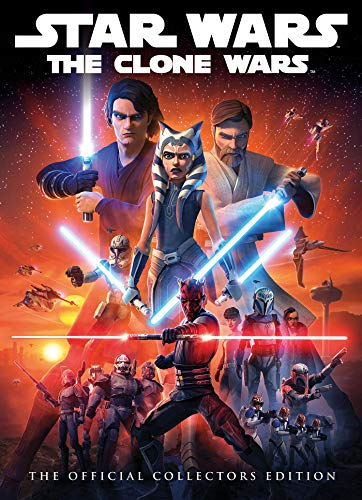 Star Wars - The Clone Wars: the Official Companion Book