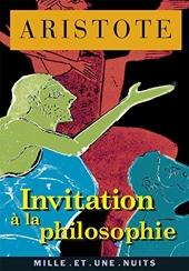 Invitation à la philosophie d'Aristote