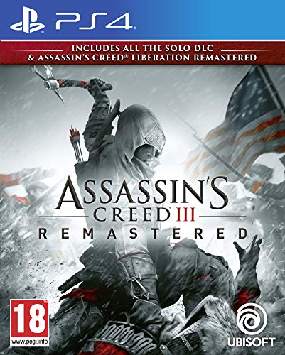 Assassin's Creed III + Liberation Remaster