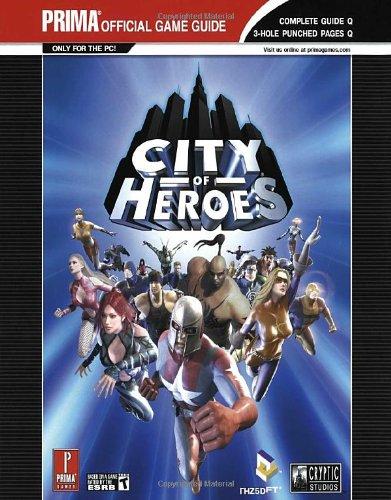 City of Heroes Binder