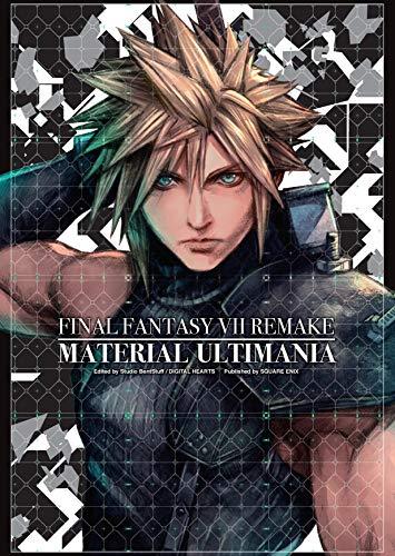 Final Fantasy VII Remake - Material Ultimania