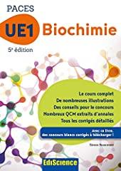 PACES UE1 Biochimie - 5e éd. de Simon Beaumont
