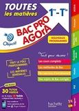 Objectif BAC PRO AGORA (1re et Term) Toutes les matières - Nouveaux programmes BAC 2023