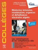Médecine Intensive, réanimation, urgences et défaillances viscérales aiguës - Réussir son DFASM - Connaissances clés - Elsevier Masson - 21/04/2021