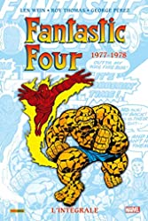 Fantastic Four - L'intégrale 1977-1978 (T16) de Roy Thomas