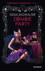 Zombie Party de Gena Showalter