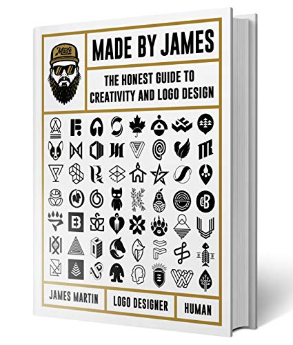 Made by James - The Honest Guide to Creativity and Logo Design