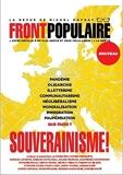 Front Populaire - N° 1, Souverainisme
