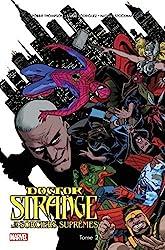 Doctor Strange et les sorciers suprêmes - Tome 02 de Robbie Thomson